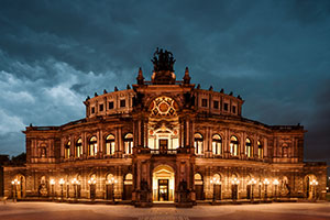 Semperopern in Dresden