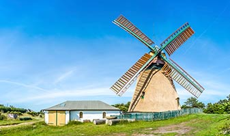 Mühle auf Amrum
