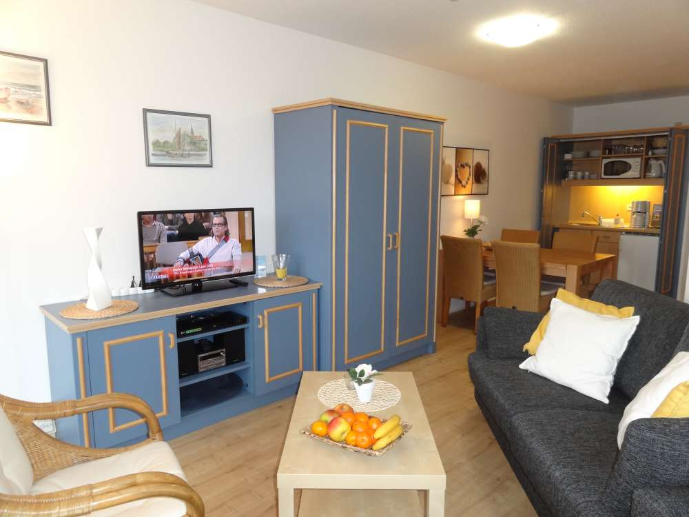 ferienwohnung in k hlungsborn objekt 8307 ab 49 euro. Black Bedroom Furniture Sets. Home Design Ideas