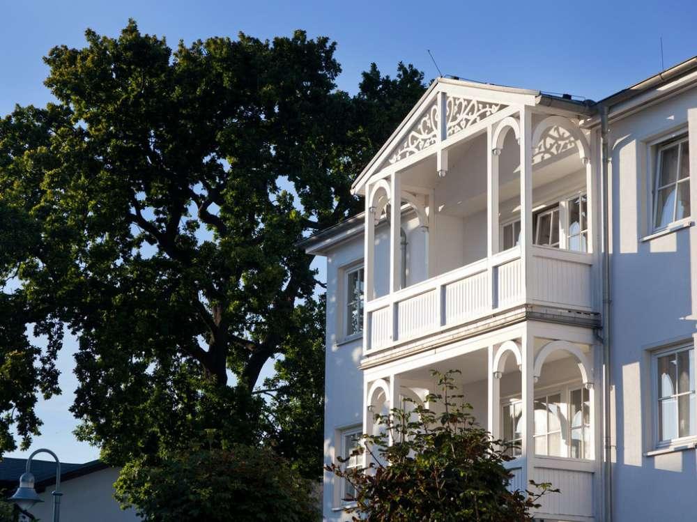 ferienwohnung in binz objekt 11183 ab 45 euro. Black Bedroom Furniture Sets. Home Design Ideas