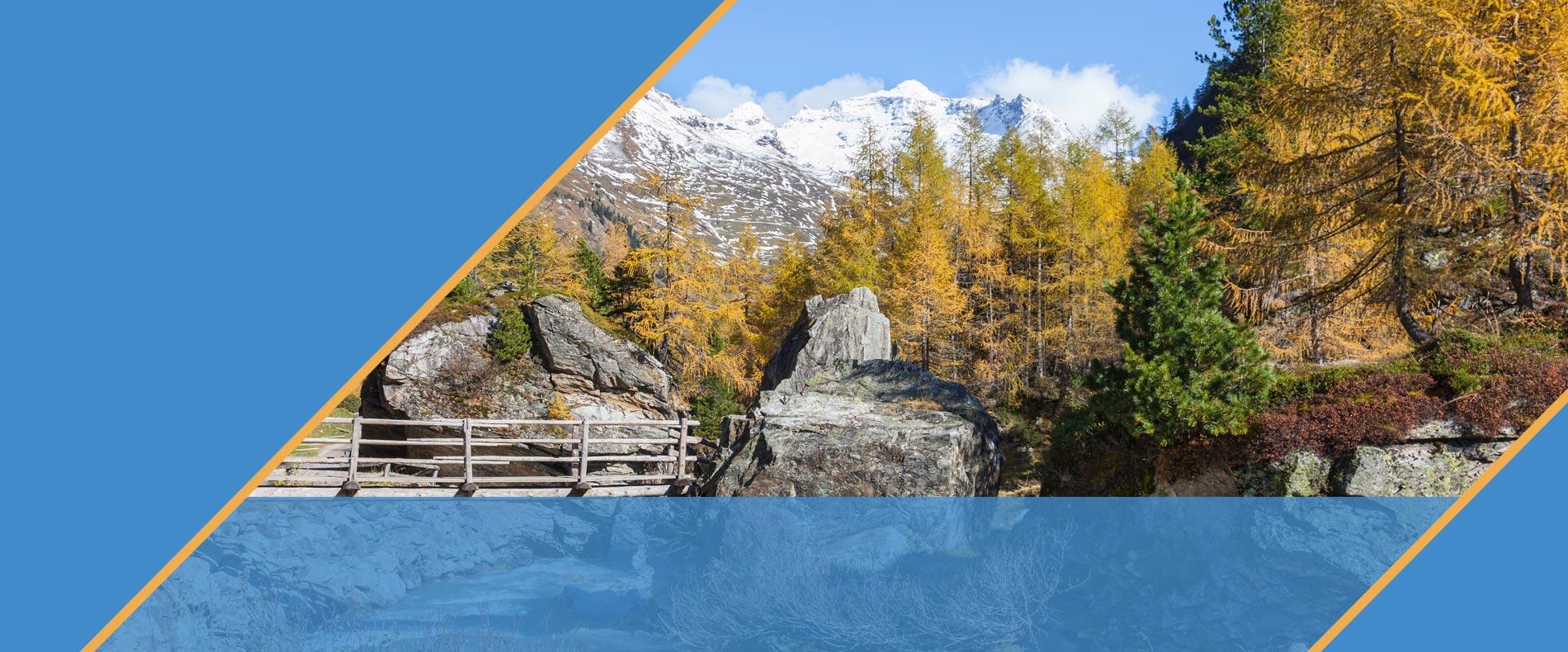Urlaub in den bergen im herbst for Ferienwohnung nordsee privat gunstig