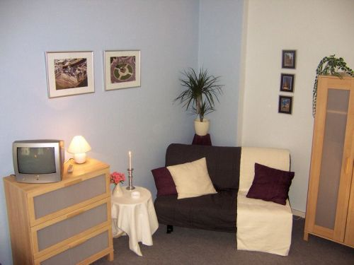ferienwohnung in berlin objekt 1123 ab 58 euro. Black Bedroom Furniture Sets. Home Design Ideas