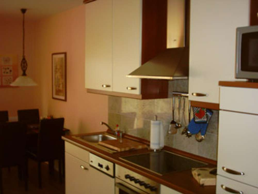 ferienwohnung in graal m ritz objekt 293 ab 44 euro. Black Bedroom Furniture Sets. Home Design Ideas