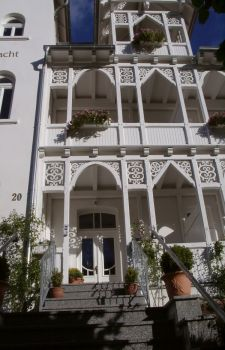 Ferienwohnung in sellin objekt 3879 ab 35 euro for Haus eintracht sellin