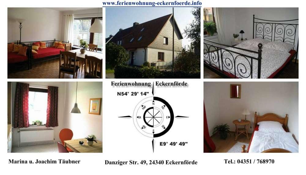 Ferienwohnung In Eckernforde Objekt 521 Ab 78 Euro