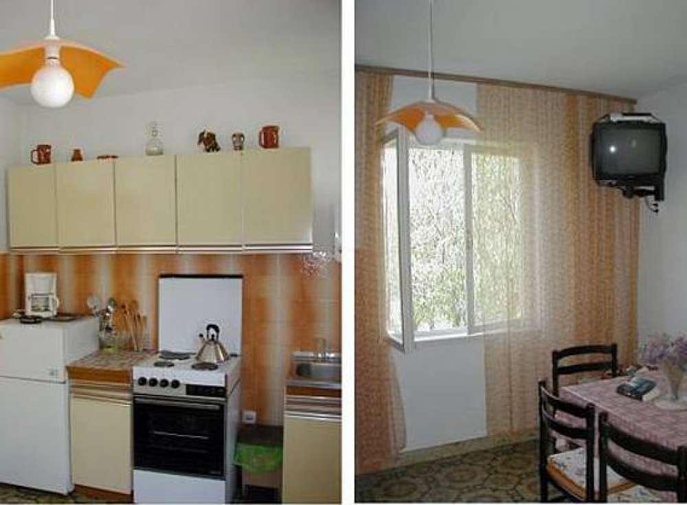 ferienwohnung in insel rab objekt 587 ab 55 euro. Black Bedroom Furniture Sets. Home Design Ideas