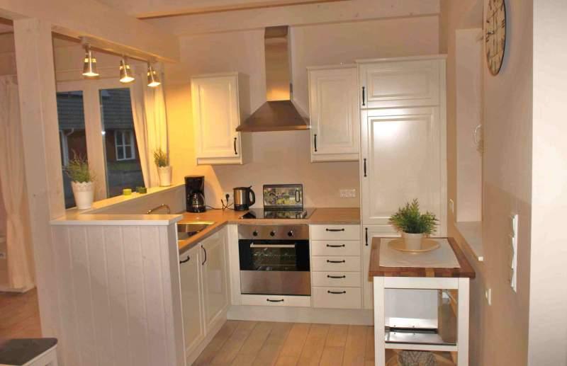 Schwedenhaus küche  Ferienhaus in Haselünne - Objekt 7980 - ab 48 Euro