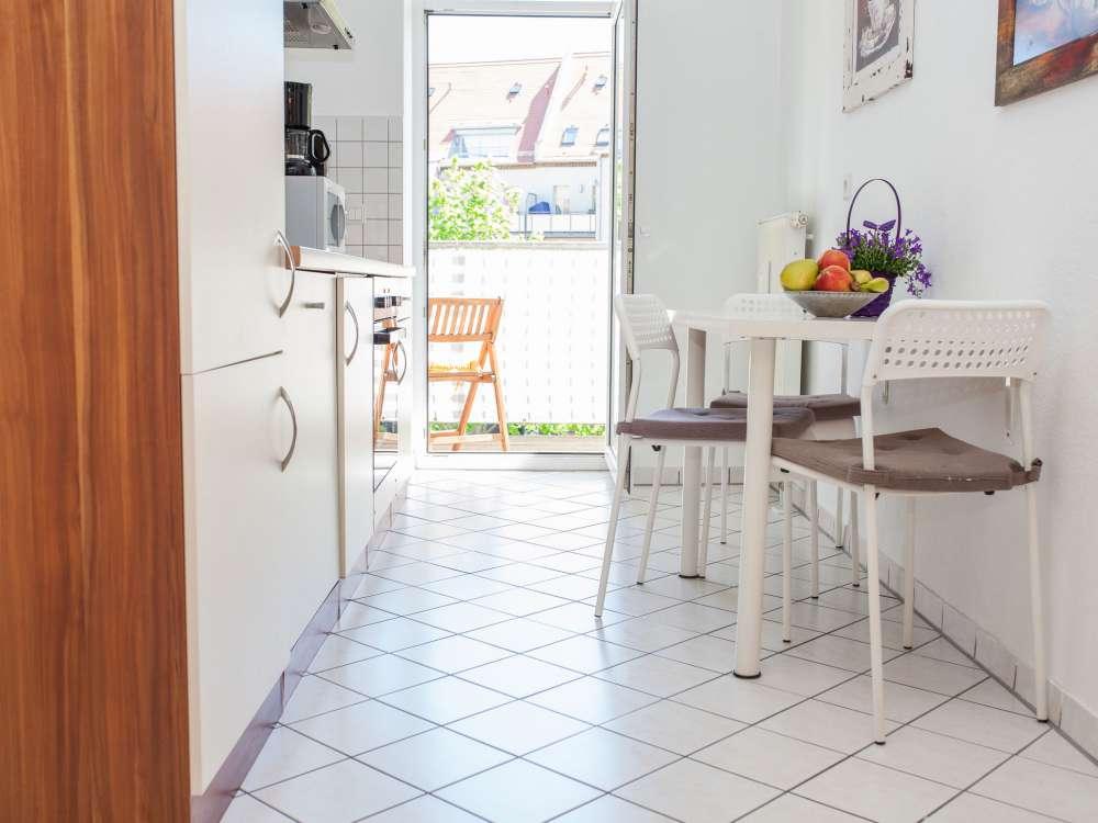 ferienwohnung in leipzig objekt 8662 ab 50 euro. Black Bedroom Furniture Sets. Home Design Ideas