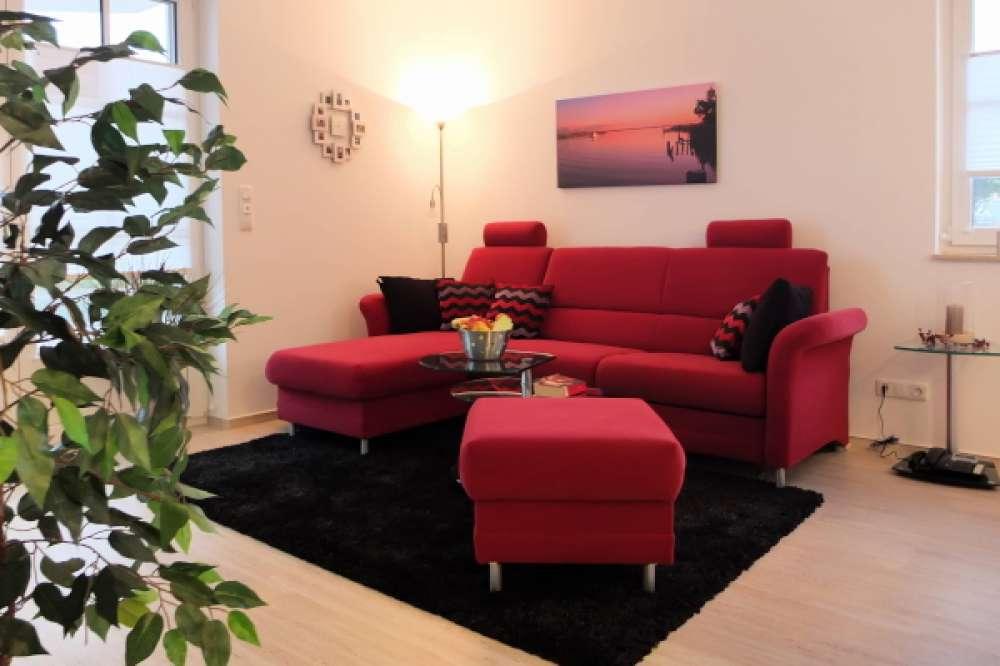 Ferienwohnung in zingst objekt 9863 ab 44 euro for 55 qm wohnzimmer