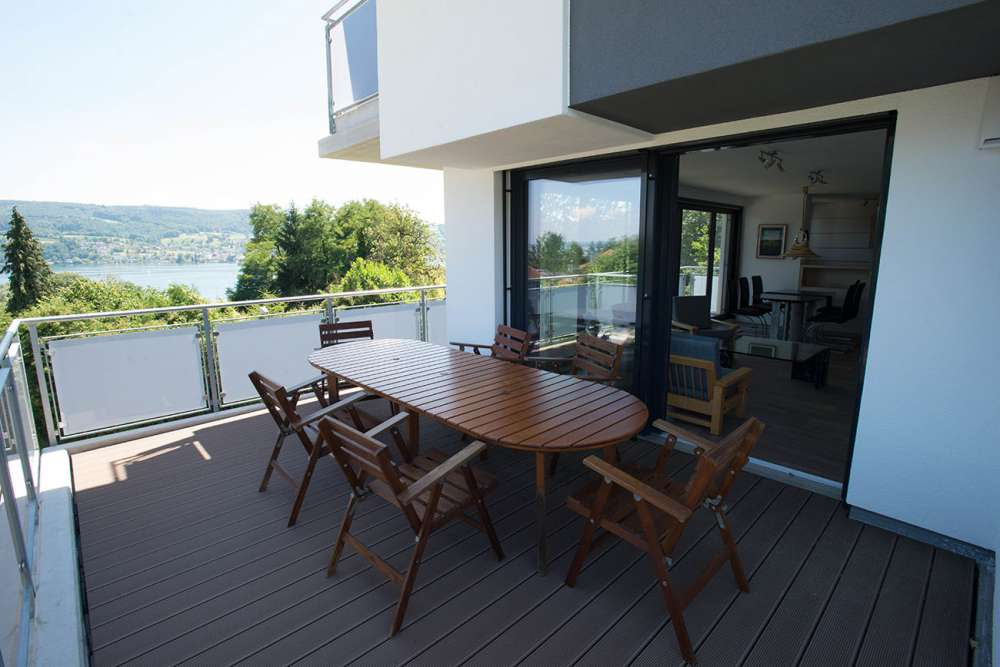 ferienwohnung in gaienhofen objekt 10589 ab 100 euro. Black Bedroom Furniture Sets. Home Design Ideas