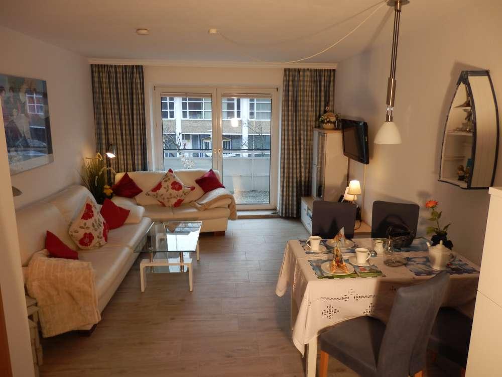 Balkon Klein Appartement : Ferienwohnung in büsum objekt 10962 ab 60 euro