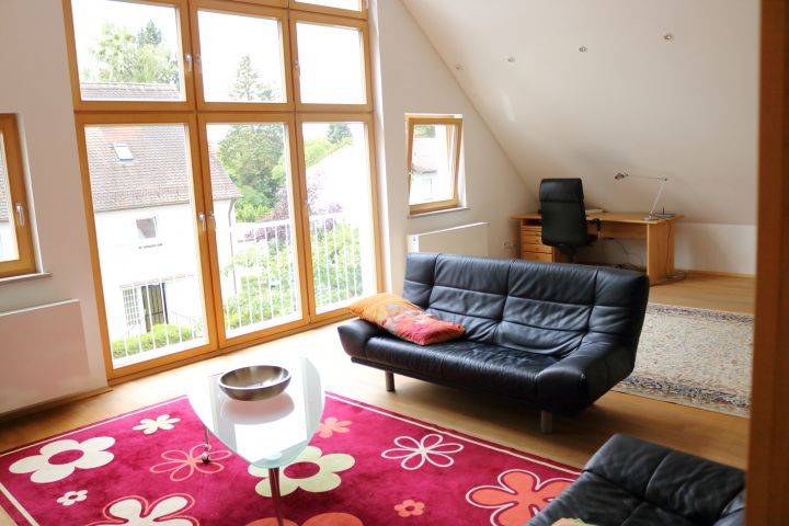 ferienwohnung in m nchen objekt 12335 ab 130 euro. Black Bedroom Furniture Sets. Home Design Ideas