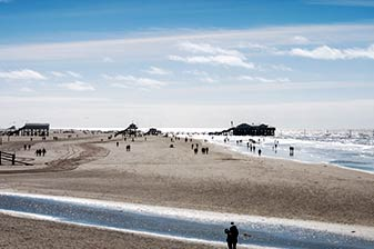 Strand Bad St. Peter-Ording