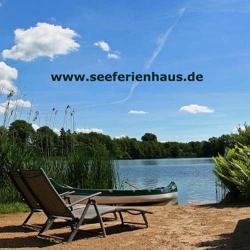 Haus Am See Ferienwohnung In Woltersdorf Mieten: Ferienhaus In Schwerin